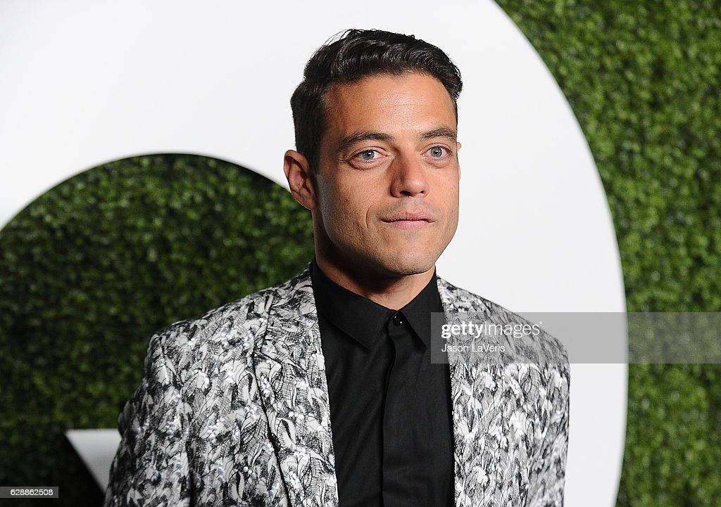 Actor Rami Malek attends the GQ Men of the Year party at Chateau Marmont on December 8, 2016 in Los Angeles, California.