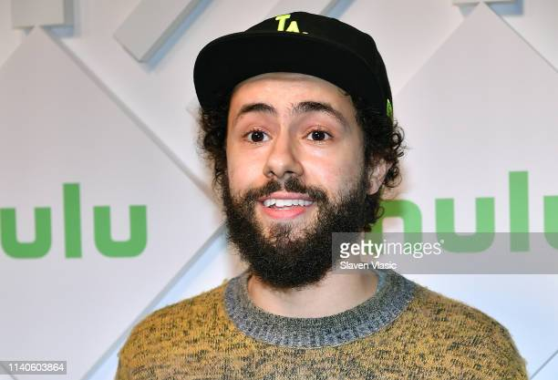 Actor Ramy Youssef attends 2019 Hulu Upfront at Scarpetta on May 1 2019 in New York City