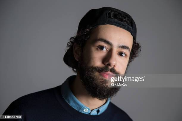 Actor Ramy Youssef is photographed for Los Angeles Times on April 27 2019 in El Segundo California PUBLISHED IMAGE CREDIT MUST READ Kirk McKoy/Los...