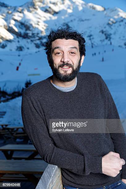 Actor Ramzy Bedia attends Les Arcs European Film Festival on December 15 2016 in Les Arcs France