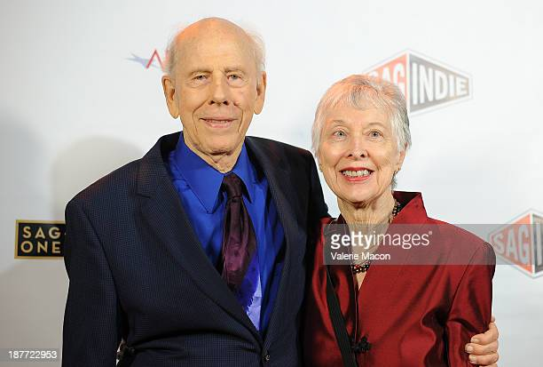 Actor Rance Howard and Judy Howard attend the Tribute to Bruce Dern with SAGAFTRA SAGindie And The National SAGindie Committee during AFI FEST...