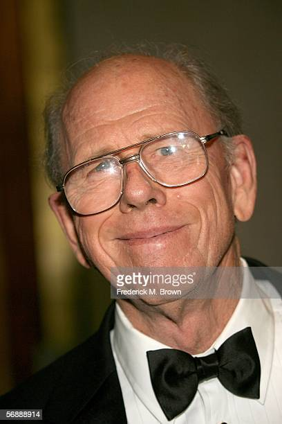 Actor Rance Howard arrives at the 56th Annual ACE Eddie Awards held at the Beverly Hilton Hotel on February 19 2006 in Beverly Hills California