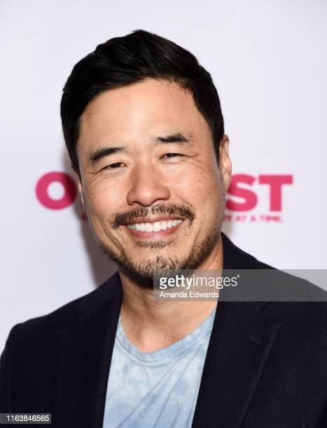 Actor Randall Park arrives at the 2019 Outfest Los Angeles LGBTQ Film Festival Breakthrough Centerpiece Screening of Straight Up at the TCL Chinese 6...