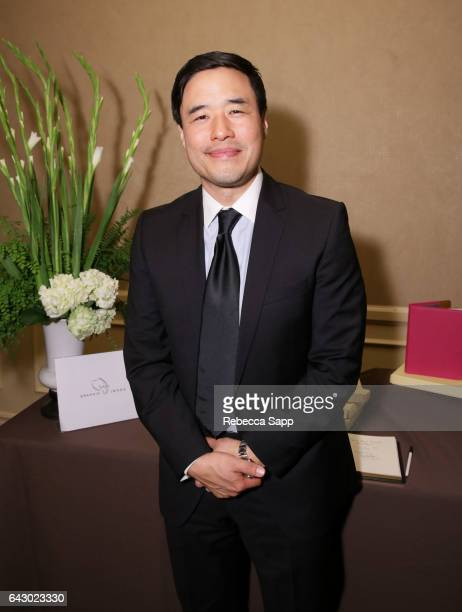 Actor Randall Park at Backstage Creations Retreat during the 2017 Writers Guild Awards at The Beverly Hilton Hotel on February 19 2017 in Beverly...