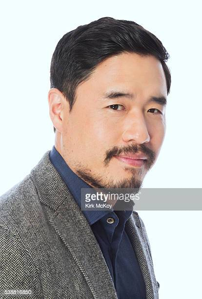 Actor Randall Park is photographed for Los Angeles Times on April 29 2016 in Los Angeles California PUBLISHED IMAGE CREDIT MUST READ Kirk McKoy/Los...