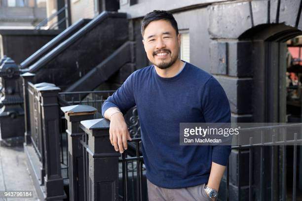 Actor Randall Park is photographed for USA Today on March 28 2018 in Los Angeles California PUBLISHED IMAGE