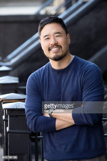 Actor Randall Park is photographed for USA Today on March 28 2018 in Los Angeles California
