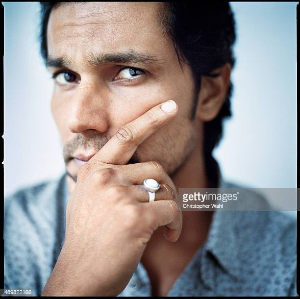 Actor Randeep Hooda is photographed for The Globe and Mail on September 15 2015 in Toronto Ontario