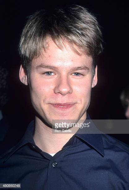 Actor Randy Harrison attends the Screening of the New Showtime Series 'Queer as Folk' on November 20 2000 at the Academy of Motion Picture Arts...