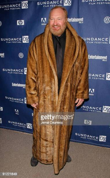 Actor Randy Quaid attends U2 3D premiere during 2008 Sundance Film Festival at Eccles Theatre on January 19 2008 in Park City Utah