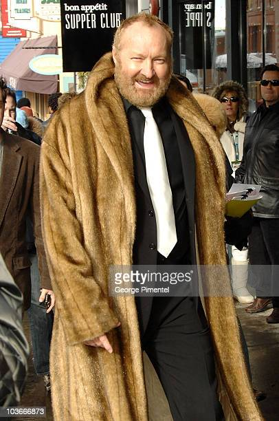 Actor Randy Quaid seen around town at the 2008 Sundance Film Festival on January 19 2008 in Park City Utah