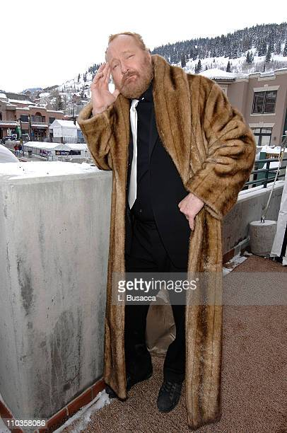 Actor Randy Quaid visits the Hollywood Life House on January 19 2008 in Park City Utah