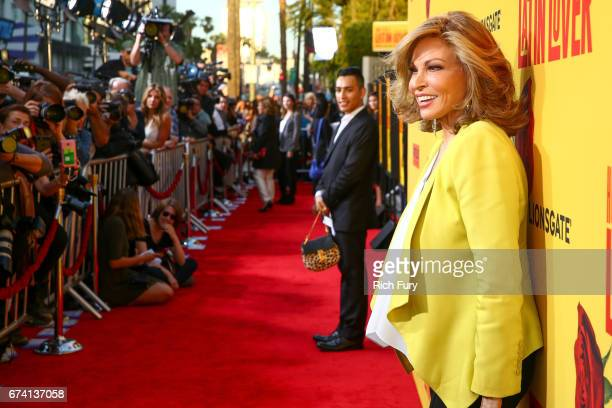 Actor Raquel Welch attends the premiere of How To Be A Latin Lover on April 26 2017 in Los Angeles California