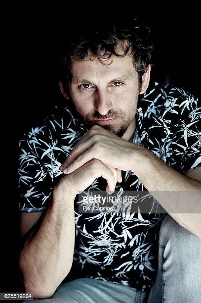Actor Raul Arevalo is photographed for Self Assignment on September 5 2016 in Venice Italy