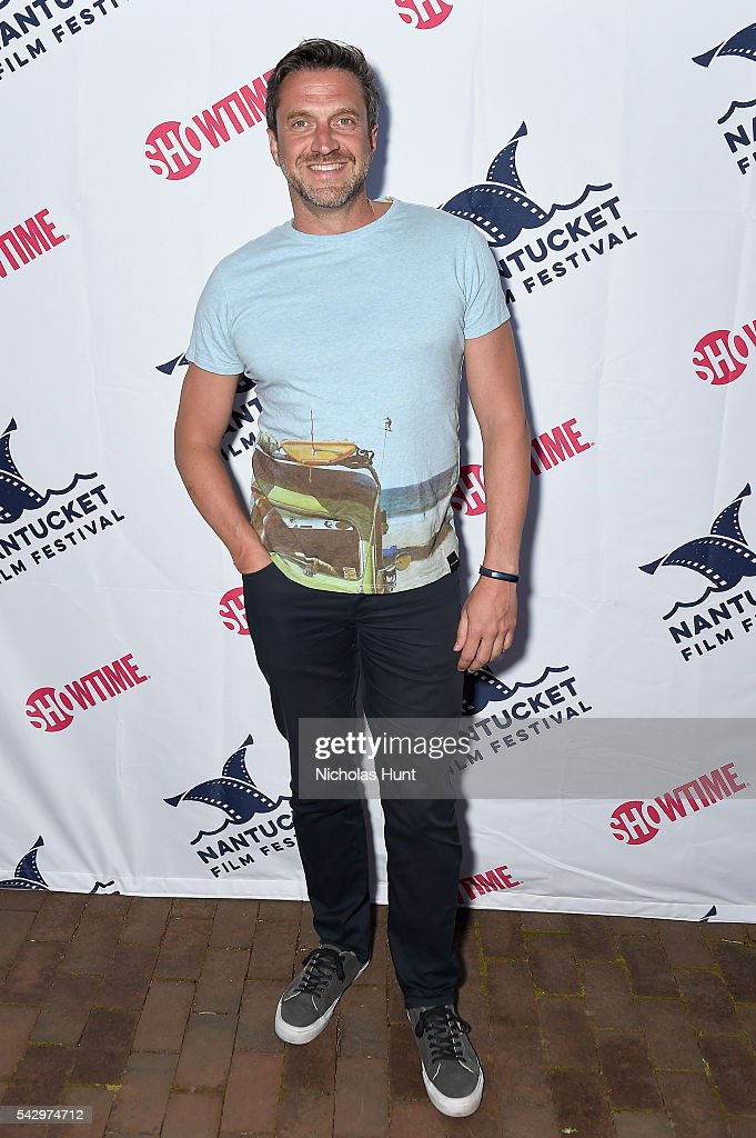 Actor Raul Esparza attends the 2016 Nantucket Film Festival Day 3 on June 24, 2016 in Nantucket, Massachusetts.