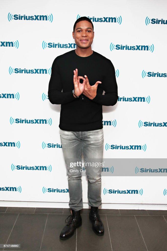 Celebrities Visit SiriusXM - November 15, 2017