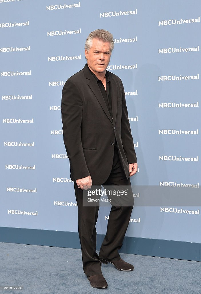 Actor Ray Liotta attends the NBCUniversal 2016 Upfront Presentation on May 16, 2016 in New York, New York.