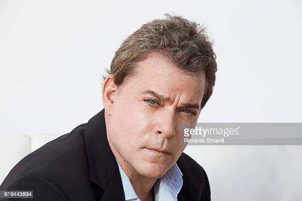 Actor Ray Liotta is photographed for Self Assignment on August 30 2012 in Venice Italy