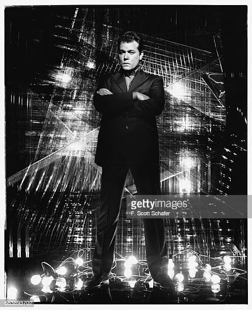 Actor Ray Liotta is photographed for Stuff Magazine in 2002