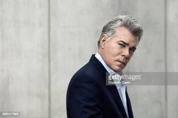 Actor Ray Liotta is photographed for The Wrap on June 5 2017 in Los Angeles California