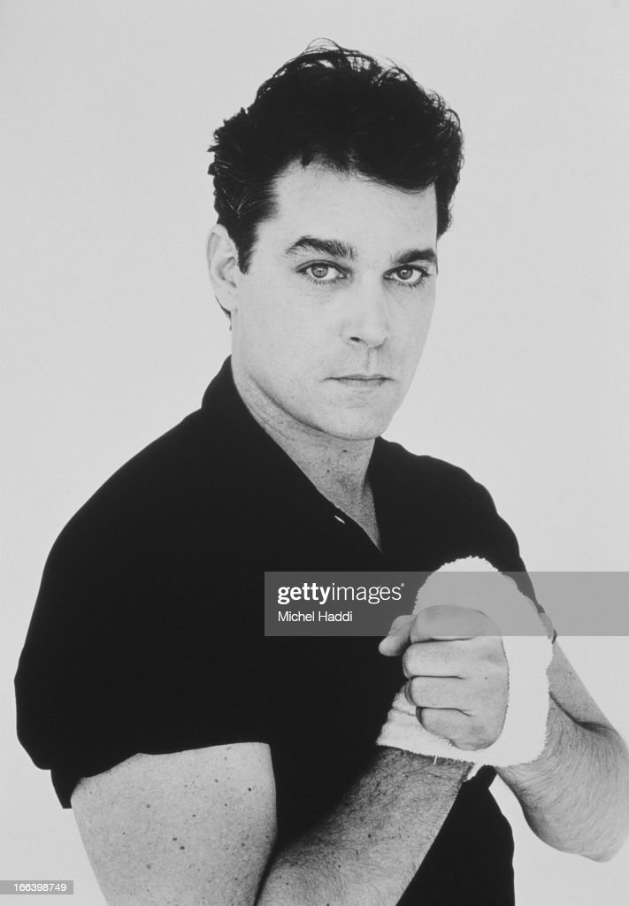 Ray Liotta, Portrait session, 1993