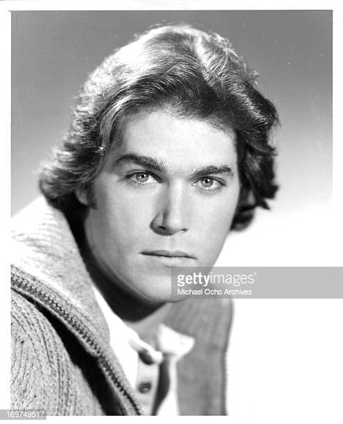 Actor Ray Liotta poses for a portrait in circa 1980
