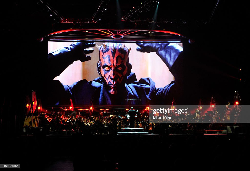 """Star Wars: In Concert"" At The Orleans Arena In Las Vegas : News Photo"