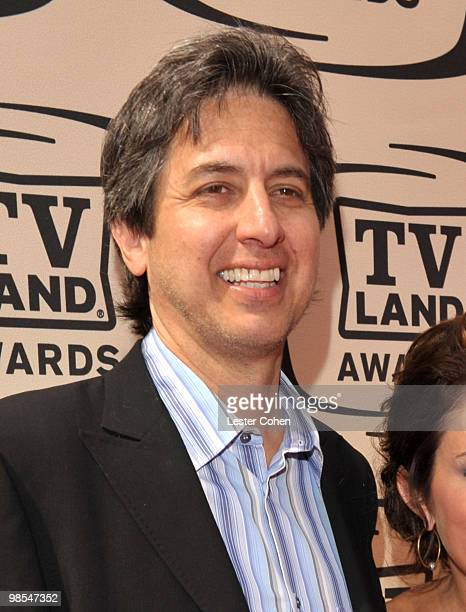 Actor Ray Romano arrives at the 8th Annual TV Land Awards at Sony Studios on April 17 2010 in Los Angeles California