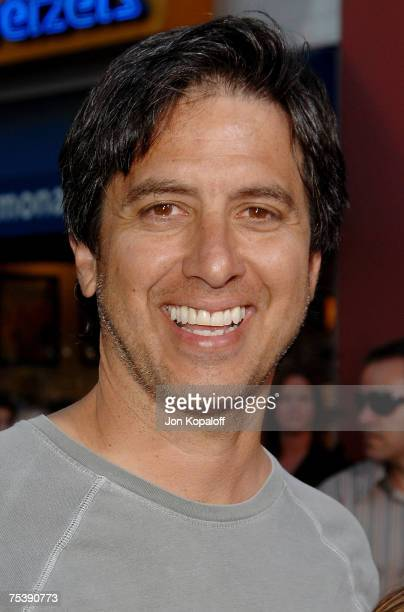 Actor Ray Romano arrives at the I Now Pronounce You Chuck and Larry premiere at the Gibson Amphitheatre and CityWalk Cinemas on July 12 2007 in...