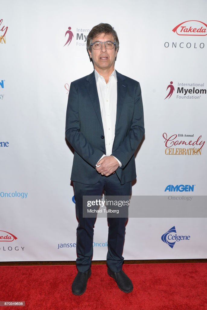 Actor Ray Romano attends the 11th Annual Comedy Celebration presented by the International Myeloma Foundation at The Wilshire Ebell Theatre on November 4, 2017 in Los Angeles, California.