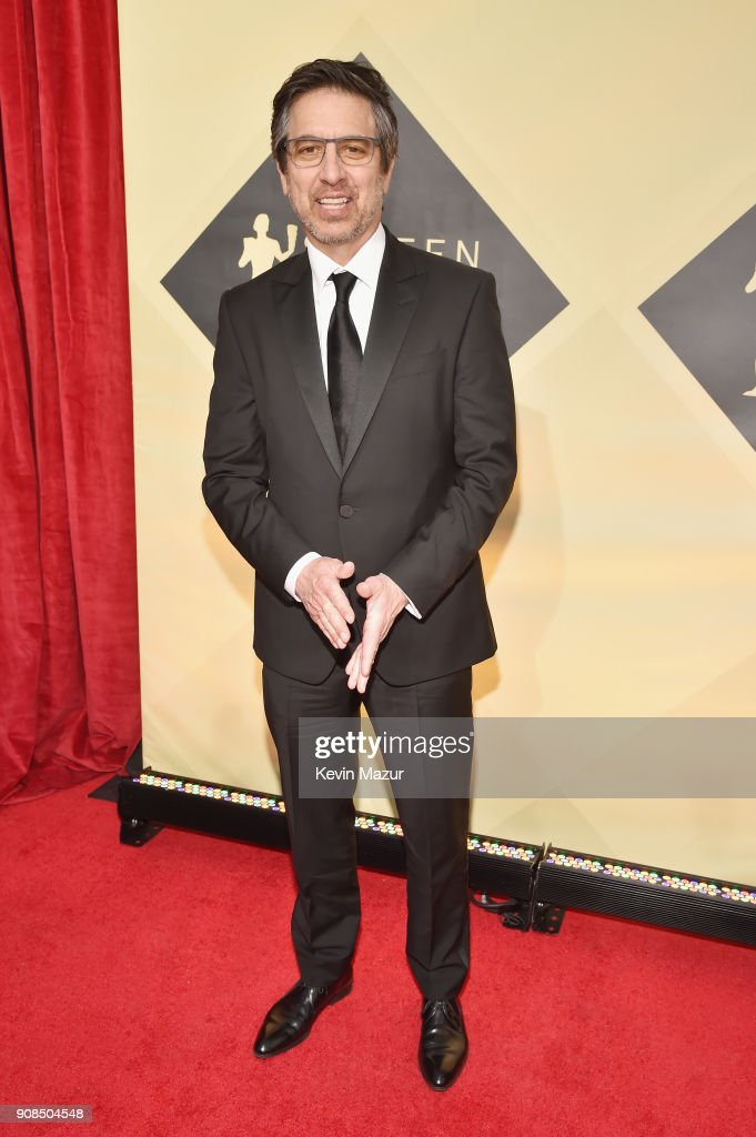 Actor Ray Romano attends the 24th Annual Screen Actors Guild Awards at The Shrine Auditorium on January 21, 2018 in Los Angeles, California. 27522_007