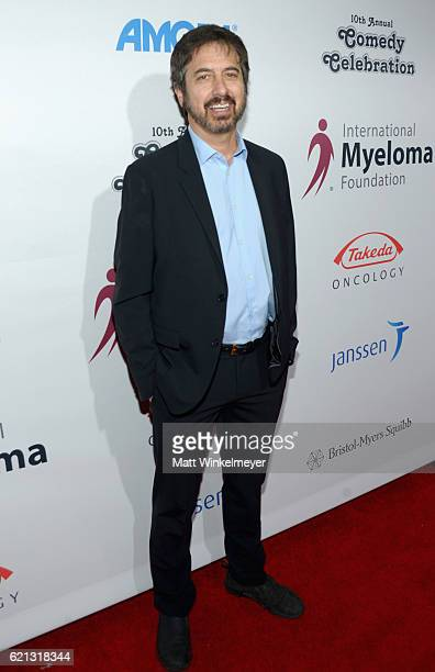 Actor Ray Romano attends the International Myeloma Foundation 10th Annual Comedy Celebration at the Wilshire Ebell Theatre on November 5 2016 in Los...