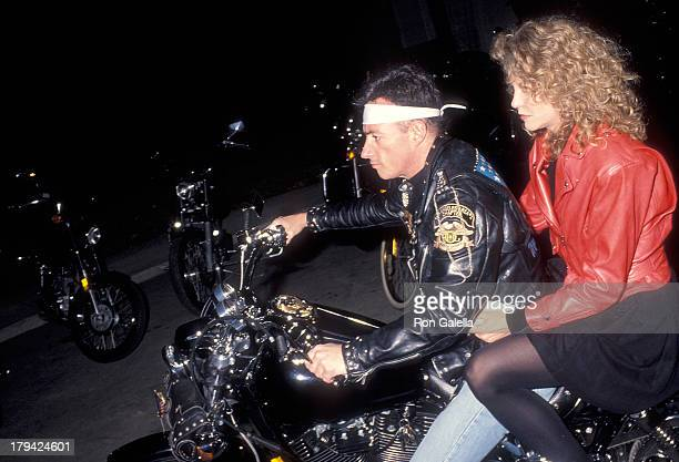 Actor Ray Starkey and actress Nancy Allen attend the Independent Feature Project/West's Rebels With A Cause Seventh Annual IFP/West Independent...