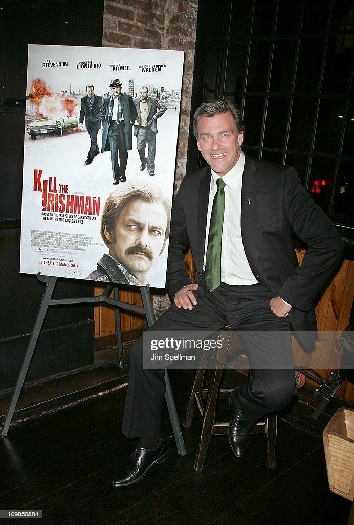 """Kill The Irishman"" New York Premiere - After Party : News Photo"