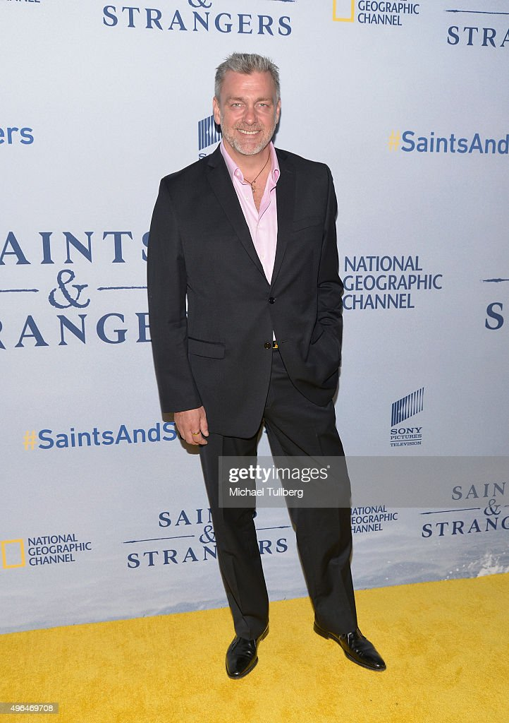 """Premiere Of National Geographic Channel's """"Saints And Strangers"""" - Arrivals"""