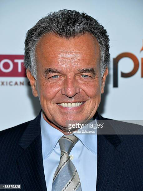 Actor Ray Wise arrives at the Chipotle World Premiere of web series 'Farmed And Dangerous' at the DGA Theater on February 11 2014 in Los Angeles...