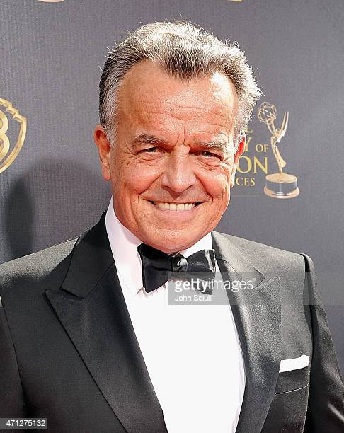 Actor Ray Wise attends The 42nd Annual Daytime Emmy Awards at Warner Bros Studios on April 26 2015 in Burbank California