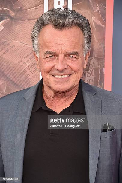 Actor Ray Wise attends the 'All The Way' Los Angeles Premiere at Paramount Studios on May 10 2016 in Hollywood City