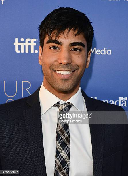 Actor Raymond Ablack attends Canada's Stars Of the Awards Season presented by TeleFilm on February 27 2014 in Los Angeles California