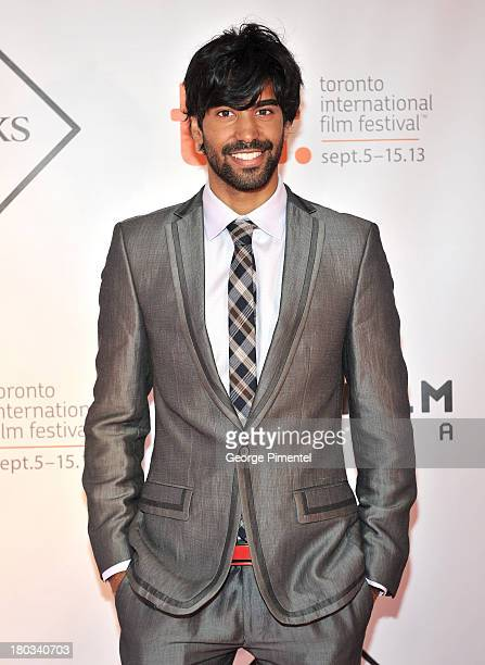 Actor Raymond Ablack attends the Birks Diamond Tribute to the year's Women in Film during the 2013 Toronto International Film Festival at on...