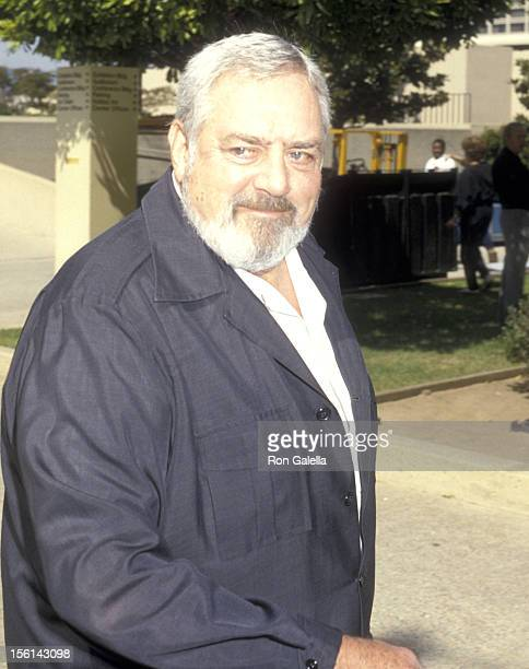 Actor Raymond Burr attends the 38th Annual Primetime Emmy Awards Rehearsals on September 21 1986 at Pasadena Civic Auditorium in Pasadena California