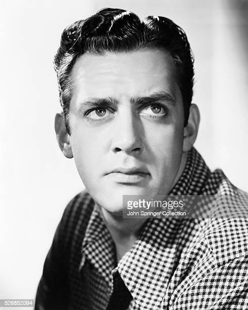 Actor Raymond Burr