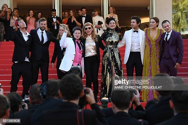 US actor Raymond Coalson Danish producer Lars Knudsen US actor Isaiah Stone US actress Veronica Ezell British director Andrea Arnold US actress Sasha...