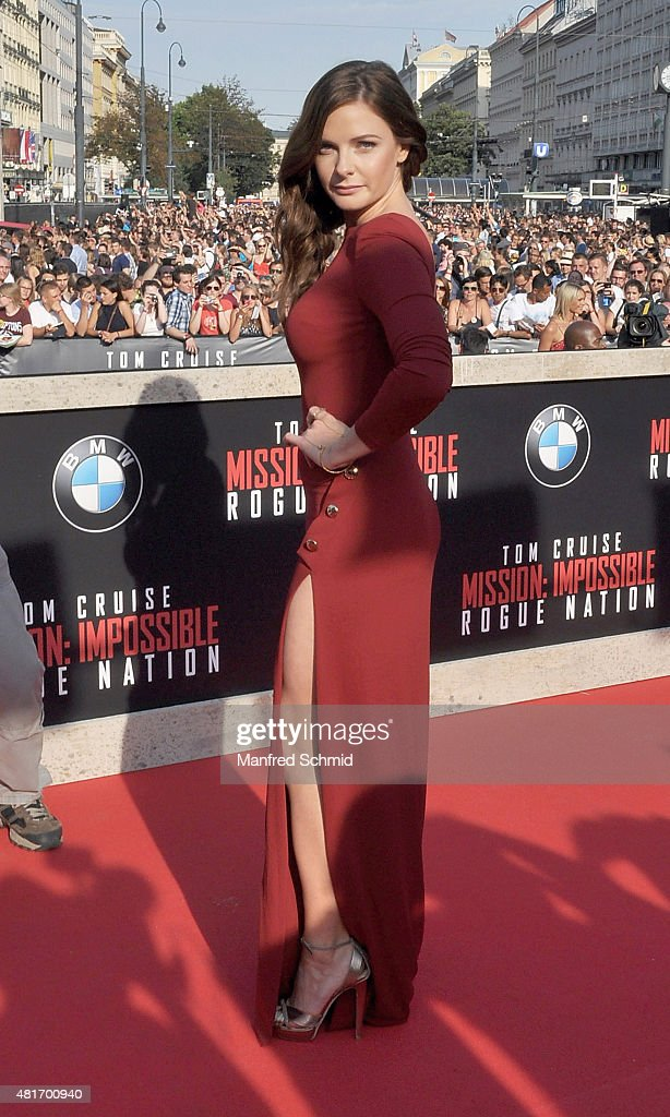 'Mission Impossible - Rogue Nation' World Premiere In Vienna