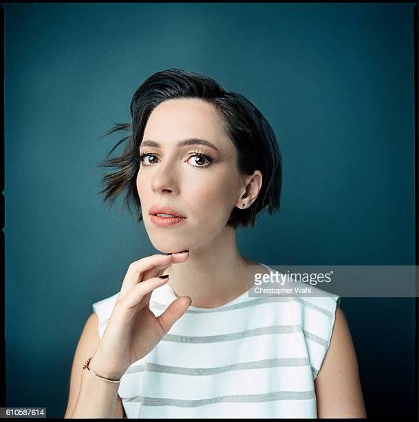 Actor Rebecca Hall is photographed for The Globe and Mail on September 12 2016 in Los Angeles California