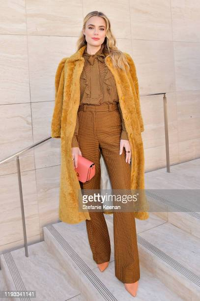 Actor Rebecca Rittenhouse attends The Hollywood Reporter's Power 100 Women in Entertainment at Milk Studios on December 11, 2019 in Hollywood,...