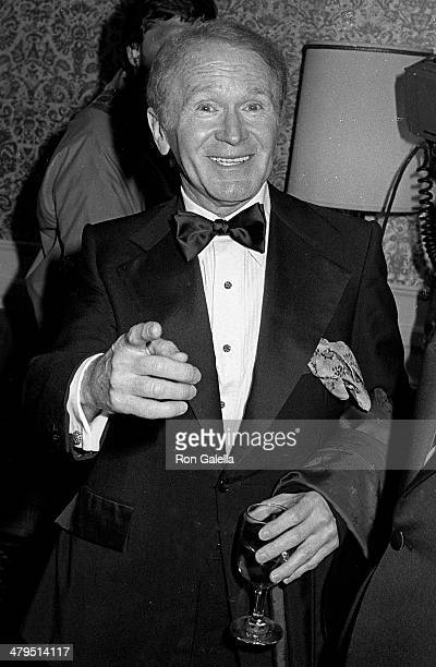 Actor Red Buttons attends the 53rd Annual Variety Clubs International Convention Closing Night Variety Clubs International's Humanitarian Award...