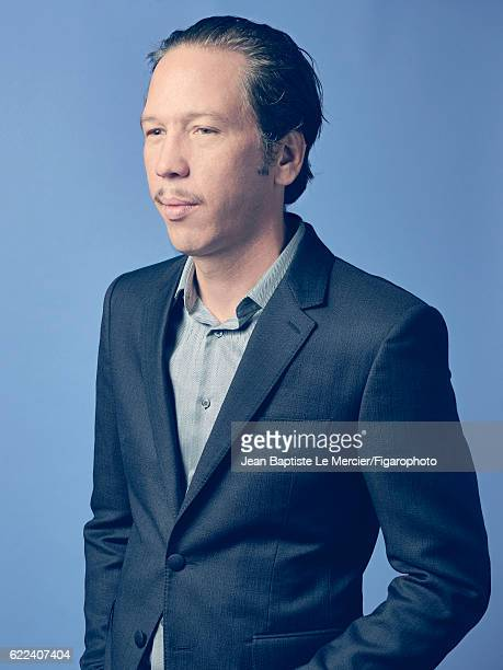 Actor Reda Kateb is photographed for Madame Figaro on September 8 2016 at the Toronto Film Festival in Toronto Canada CREDIT MUST READ Jean Baptiste...