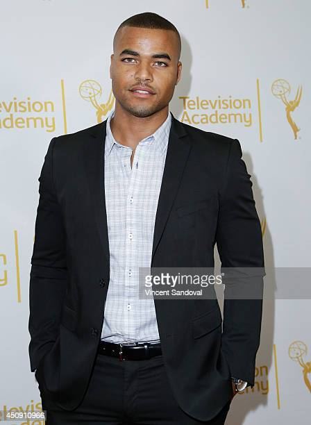 Actor Redaric Williams attends the Television Academy Daytime Emmy Nominee reception at The London West Hollywood on June 19 2014 in West Hollywood...