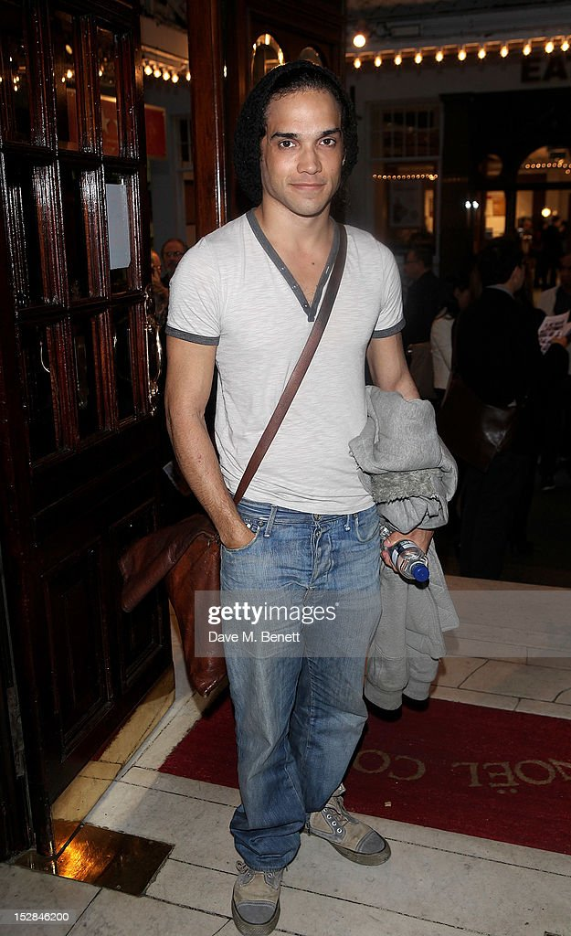 Much Ado About Nothing - Press Night - Arrivals